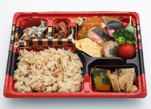 和食かねこ_弁当