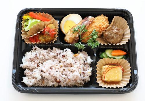 イトナミカフェ_謹製お弁当